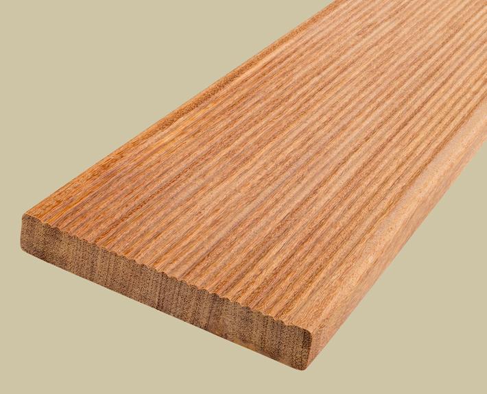 Cumaru trall i hårdträ, Kärnsaund Wood Link