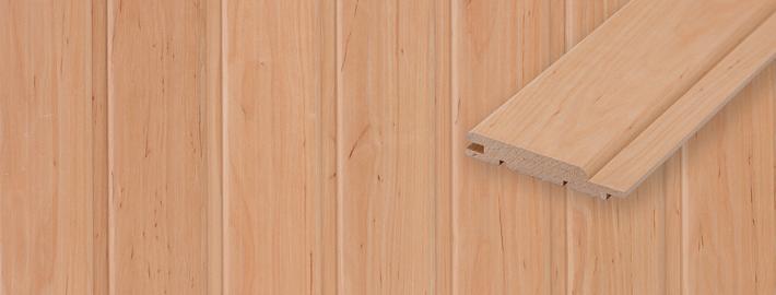 Bastupanel Al - Kärnsund Wood Link