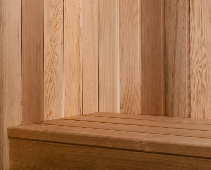 Bastupanel Ceder, Kärnsund Wood Link