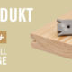 Trall för dolt montage, Sibirisk Lärk, Kärnsund Wood Link