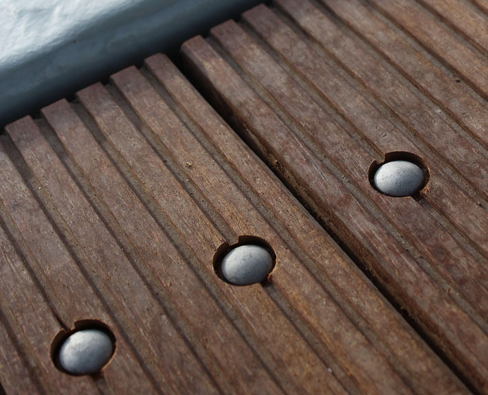 Azobe trall - Kärnsund Wood Link