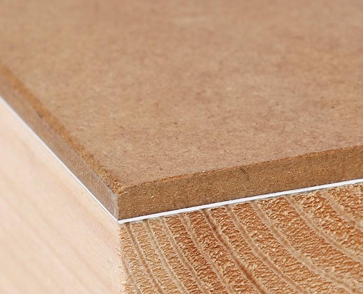 Sandwichskivor stabilitet - Kärnsund Wood Link