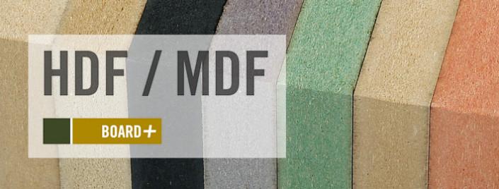 HDF MDF Kärsund Wood Link