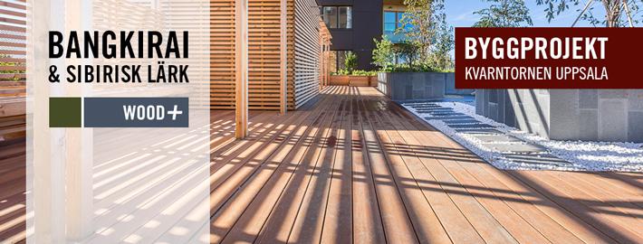 Byggprojekt - Bangkirai Kärnsund Wood Link