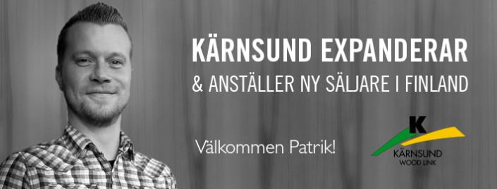 Kärnsund Wood Link expanderar i Finland och nyanställer.