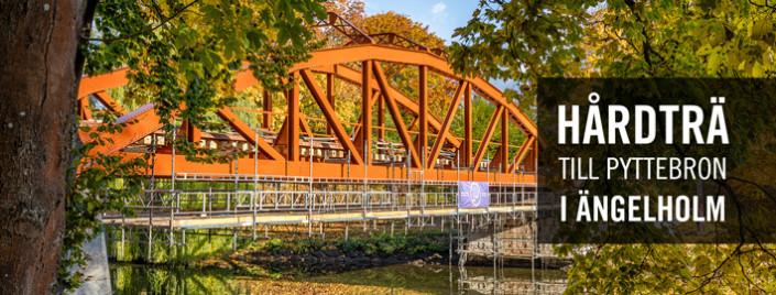 Hårdträ till Pyttebron - Kärnsund Wood Link