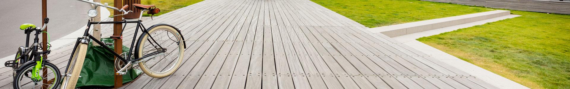 Prefabricerade trädäck - Kärnsund Wood Link