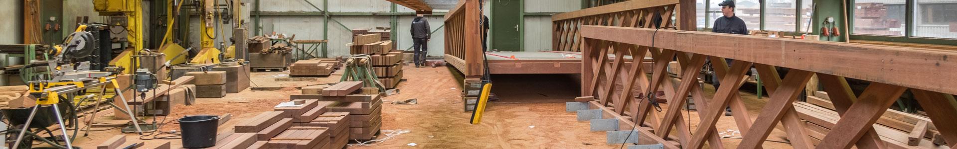 Prefab projektstöd Kärnsund Wood Link