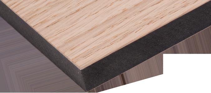Fanerat kompaktlaminat - Kärnsund Wood Link