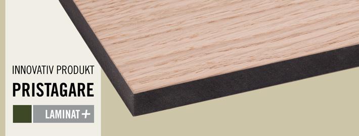 Edelholzcompact - Kompaktlaminat med valfritt träfaner. Kärnsund Wood Link.