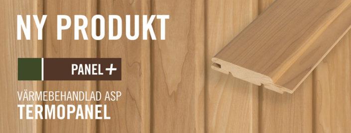 Termopanel Asp, Kärnsund Wood Link