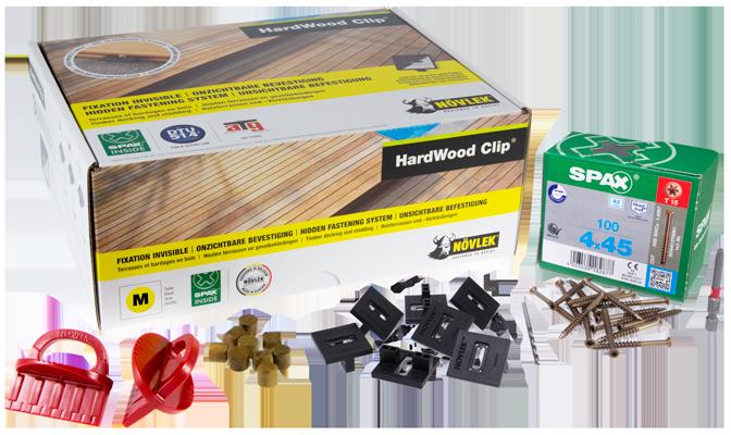 Növlek dolt montage - Startbox. Kärnsund Wood Link