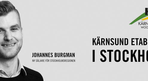 Johannes Burgman, Kärnsund Wood Link