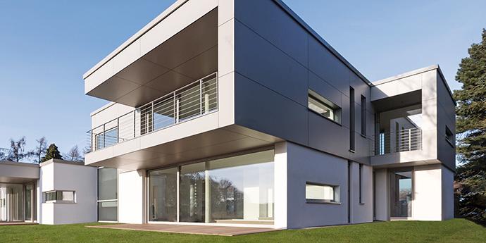 RESOPLAN® Compact exterior