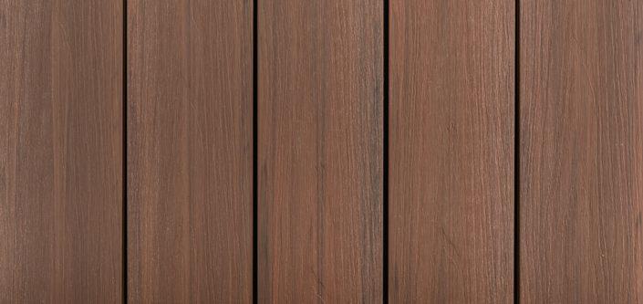 DoubleDeck kapslad komposittrall, färg Coffee, Kärnsund Wood Link