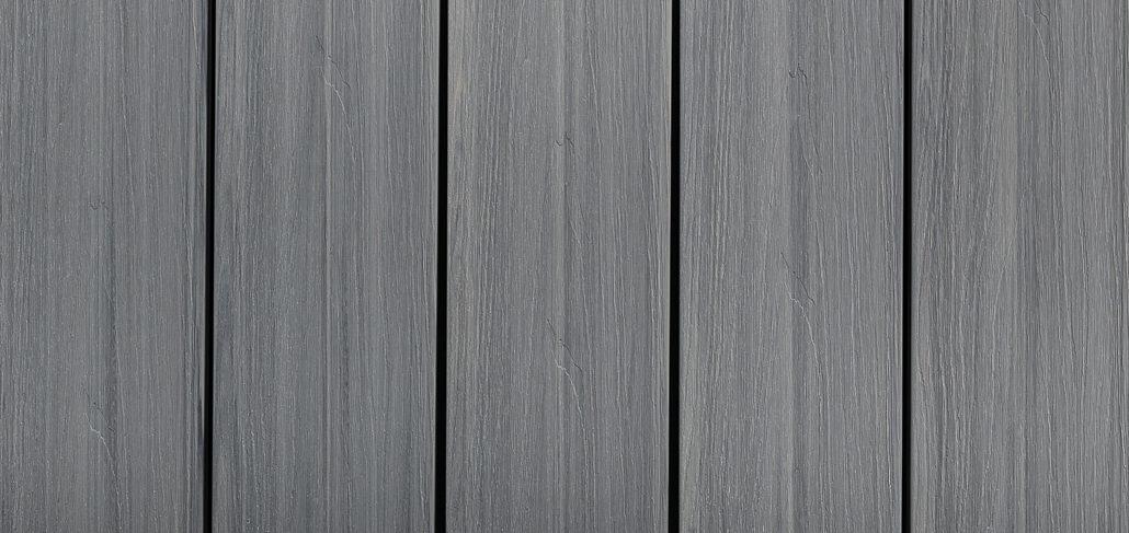 DoubleDeck kapslad komposittrall, färg Silver, Kärnsund Wood Link