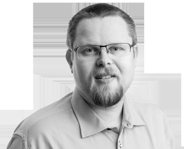 Fredrik Olofsson, Industrisäljare, Kärnsund Wood Link