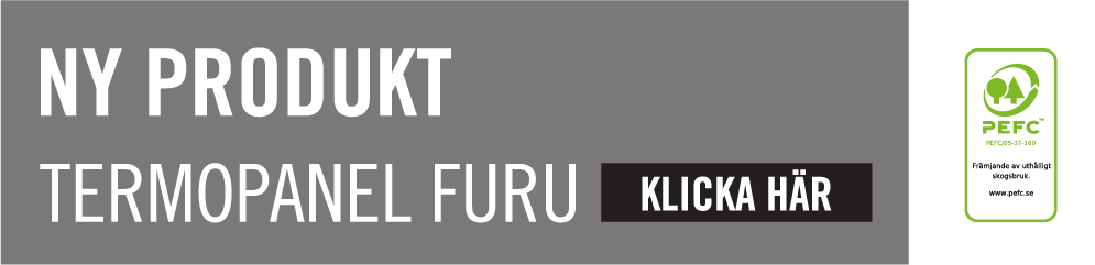 Termopanel Furu, Kärnsund Wood Link