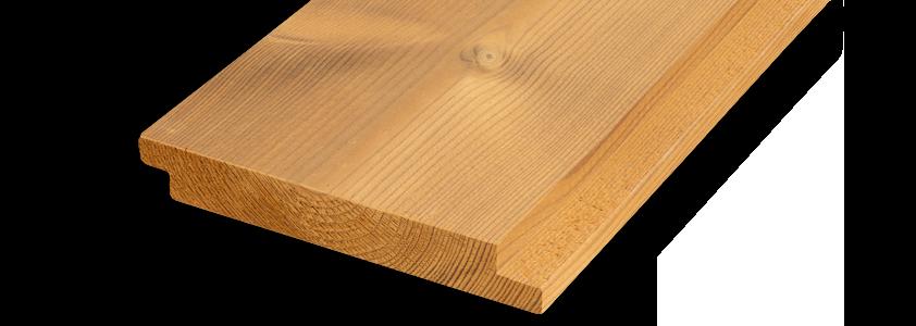 Termopanel värmebahandlad Furu, Kärnsund Wood Link