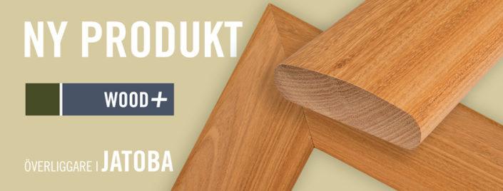 Överliggare i Jatoba FSC®, Kärnsund Wood Link
