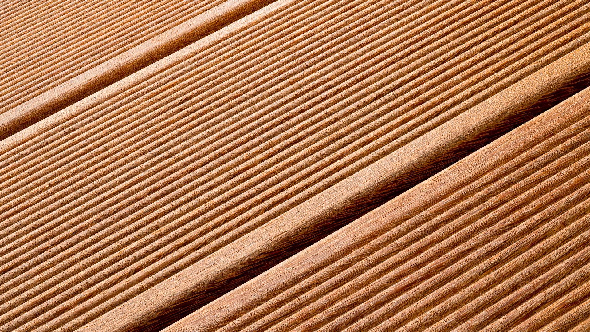 Cumaru hårdträtrall, Kärnsund Wood Link