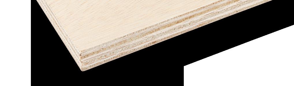Kärnsund Wood Link - Albasia lätt plywood