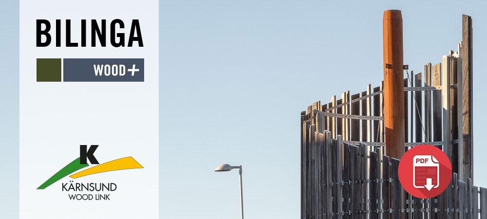 Projektbilder Bilinga Sopsugen Kongahälla Kärnsund Wood Link