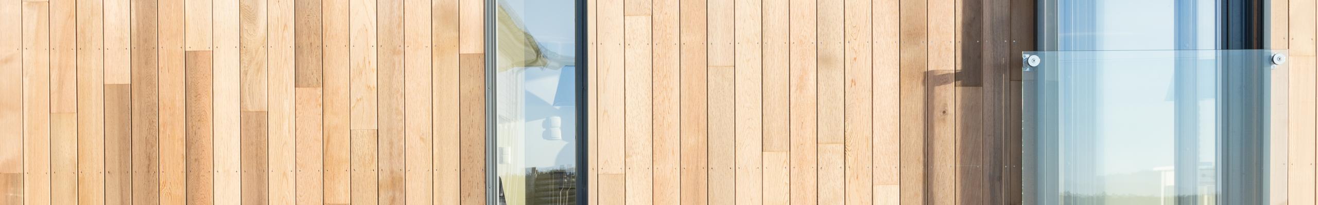 Cederpanel Projektbilder Kärnsund Wood Link
